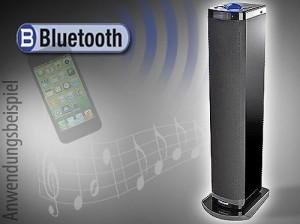 Verbindung mit Bluetooth