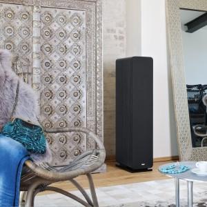 Lautsprecher Im Wohnzimmer