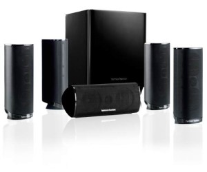 Harman Kardon HKTS 16 Standlautsprecher mit Bass